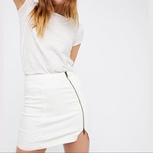 Free People This Way And That Stark White Size 4